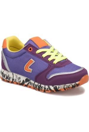 Seventeen Sva440 Mor Kız Çocuk Ayakkabı