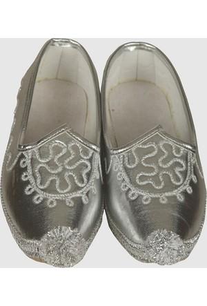 Glory Tekstil Sünnet Çarığı Gümüş
