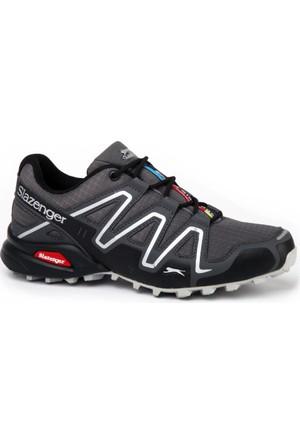Slazenger Kamar Kadın Koşu Ayakkabı Gri