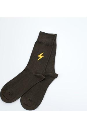 Sportsoul Erkek Çorap Yeşil SSSSHK