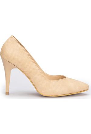 Polaris 71.307263Mz Bej Kadın Ayakkabı