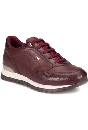 Kinetix A1306608 Bordo Kadın Ayakkabı