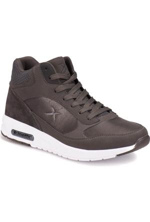 Kinetix A1313336 Koyu Gri Siyah Beyaz Erkek Sneaker Ayakkabı