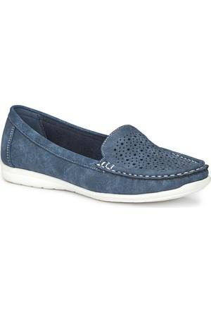 Polaris 71.157206.Z Lacivert Kadın Ayakkabı