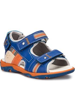 Polaris 71.509267.F Mavi Erkek Çocuk Athletic Sandalet