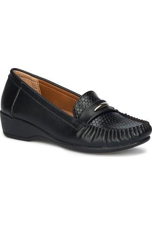 Polaris 71.157282.Z Siyah Kadın Ayakkabı