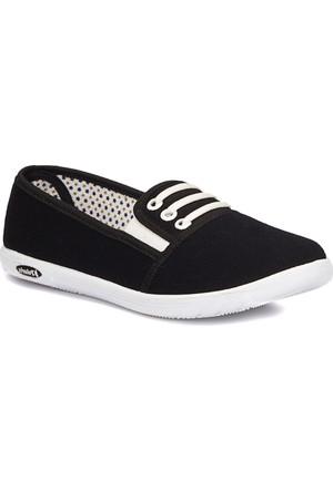 Polaris 71.354987.Z Siyah Kadın Ayakkabı