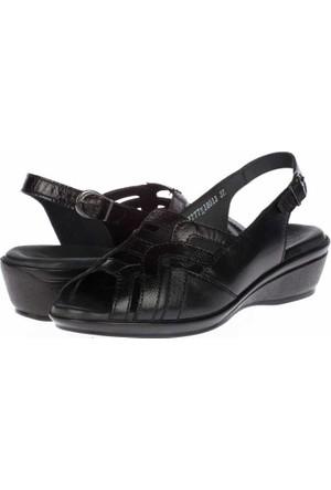 Forellı Kadın Comfort Sandalet