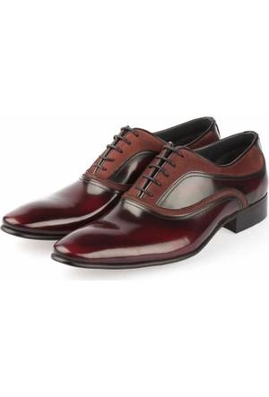 Karabacak Erkek Hakiki Deri Klasik Ayakkabı