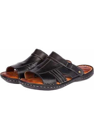 Derimiss Erkek Düz Sandalet