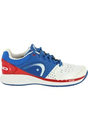 Head Sprint Pro Clay Men Blue/White/Red Erkek Tenis Ayakkabısı