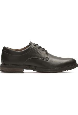 Clarks Unelott Plain Erkek Ayakkabı Siyah