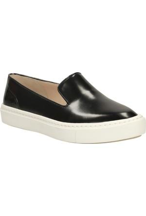 Clarks Coll Island Kadın Ayakkabı Siyah