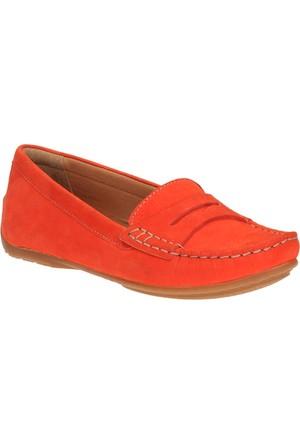 Clarks Doraville Nest Kadın Loafer Ayakkabı Narçiçeği