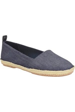 Clarks Clovelly Sun Kadın Espadril Ayakkabı Lacivert