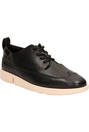 Clarks Tri Nia Kadın Ayakkabı Siyah