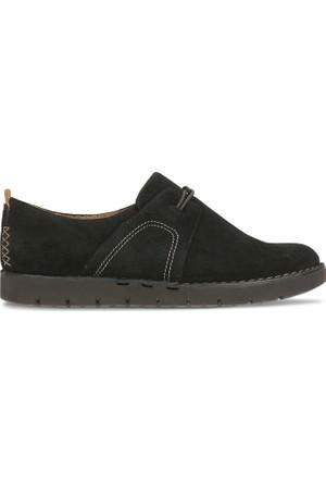 Clarks Un Ava Kadın Ayakkabı Siyah