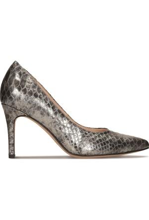 Clarks Dinah Keer Kadın Ayakkabı Gümüş