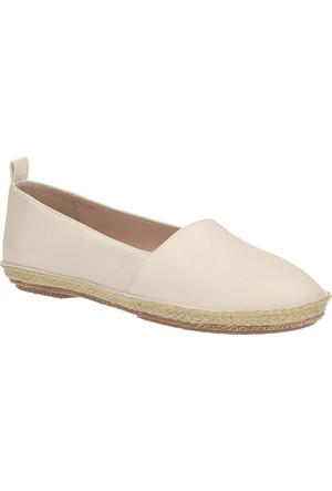 Clarks Clovelly Sun Kadın Espadril Ayakkabı Beyaz