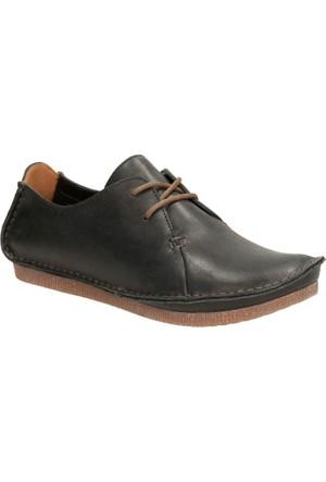 Clarks Janey Mae Kadın Ayakkabı Siyah