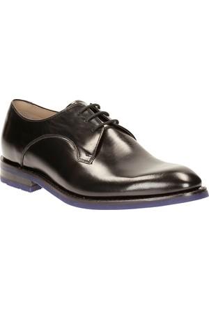 Clarks Swinley Lace Erkek Ayakkabı Siyah