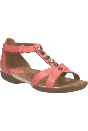 Clarks Raffi Scent Kadın Sandalet Mercan