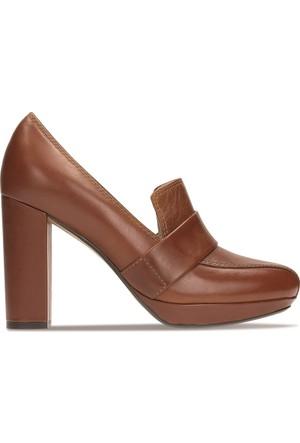 Clarks Gabriel Soho Kadın Ayakkabı Taba