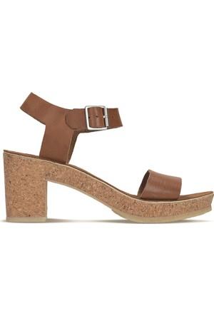 Clarks Jayda Parade Kadın Sandalet Taba