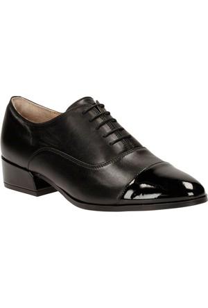 Clarks Rey Melly Kadın Ayakkabı Siyah