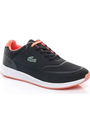 Lacoste Chaumont Lace Kadın Siyah Sneaker Ayakkabı 733Spw1020.024