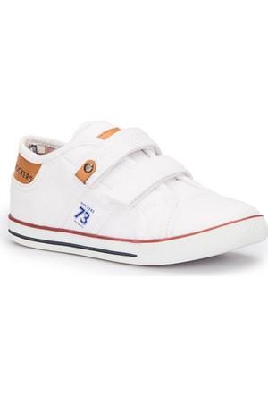 Dockers 220923 Beyaz Erkek Çocuk Ayakkabı