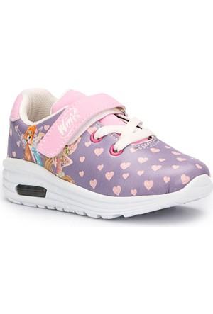 Winx Club Gaby Lila Kız Çocuk Ayakkabı