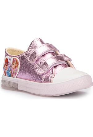 Winx Club India-1 Pembe Kız Çocuk Ayakkabı