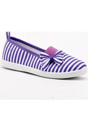 Gezer 02506 Günlük Babet Kız Çocuk Ayakkabı