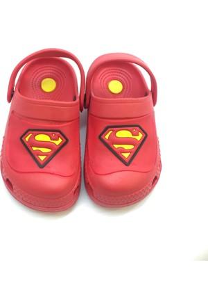 Superman Orijinal Lisanslı Erkek Çocuk Terlik
