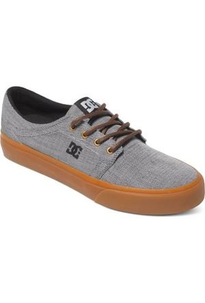 Dc Trase Tx Se M Shoe Grey Ash Ayakkabı