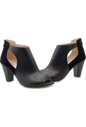 Artemis 3201-01 Siyah Domi Günlük Ayakkabı