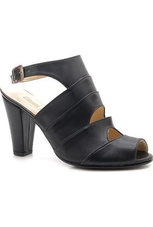 Fantasy Kafes Model Burnu Açık Kadın Ayakkabı