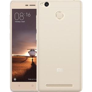 microsonic xiaomi redmi 3s kılıf transparent soft beyaz