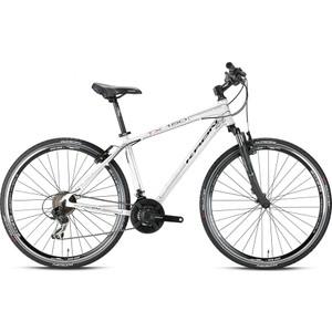 28 kron tx 150 bisiklet - 51 cm - siyah - beyaz