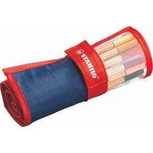 stabilo point 88 rollerset ince keçe uçlu kalem seti 25 renk