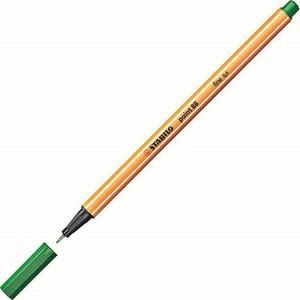 stabilo point 88 keçe uçlu kalem renk - yeşil