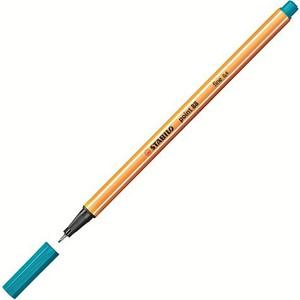 stabilo point 88 keçe uçlu kalem renk - turkuaz