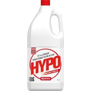hypo çamaşır suyu 4 lt