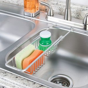 bosphorus mutfak lavabo üstü genişleyebilir süngerlik-fırçalık