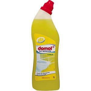 domol tuvalet temizleyici limon özlü 1000ml