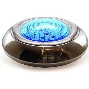 spp led paslanmaz flat havuz lambası - mavi - delux
