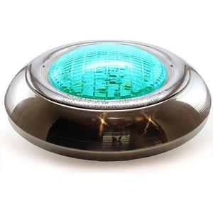 spp led paslanmaz flat havuz lambası - turkuaz - standart
