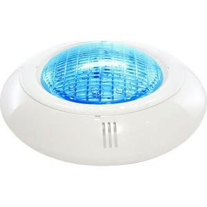 spp - led flat havuz lambası - mavi - delux