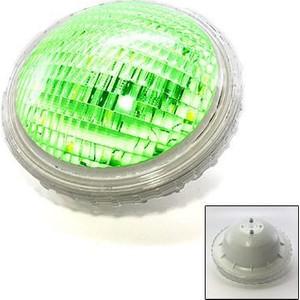 spp par56 led havuz ampulü - yeşil - standart